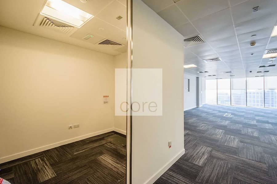 15 Fitted office on high floor good location