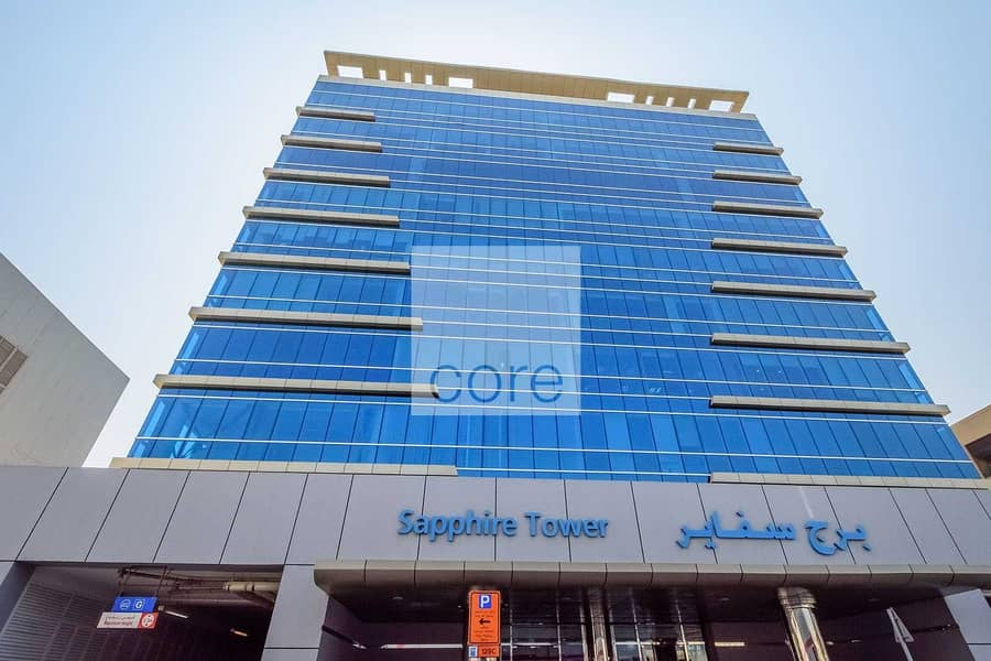 15 Prime Location | Flitted Office | Low Floor