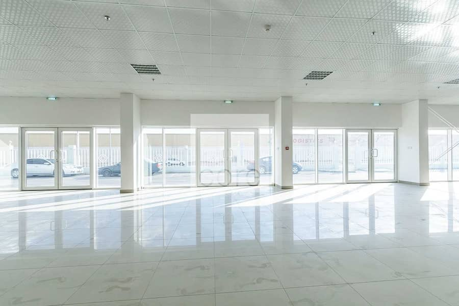 High quality fitted office space Mussafah