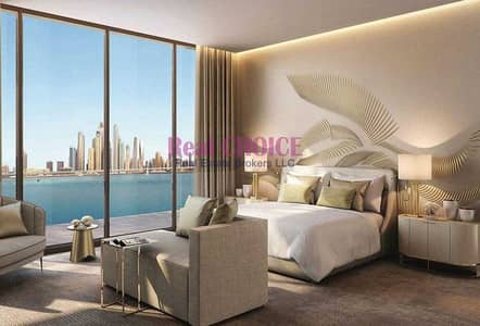 2 Bedroom Townhouse for Sale in Palm Jumeirah, Dubai - Modern Architectural Masterpiece| Garden Suite