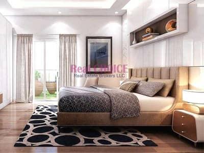 2 Bedroom Flat for Sale in Al Furjan, Dubai - Fully Furnished   Huge Layout   High Floor