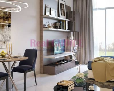 Hotel Apartment for Sale in DAMAC Hills 2 (Akoya by DAMAC), Dubai - Furnished Hotel Apartment | Golf View | Brand New
