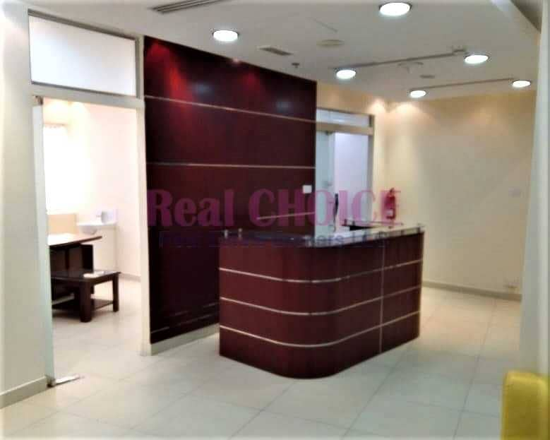 2 Furnished Office | High Floor | Detroit House