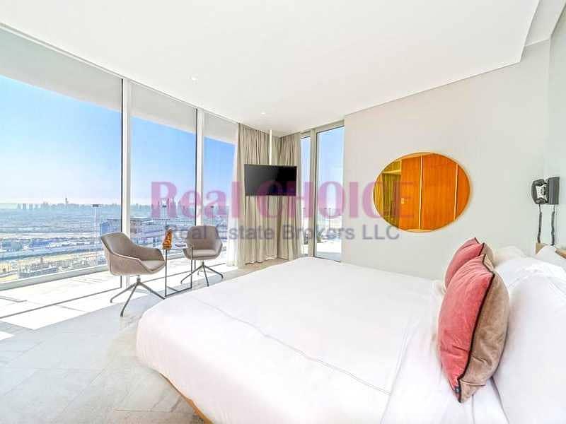 Spacious | Luxurious Furniture | High Floor
