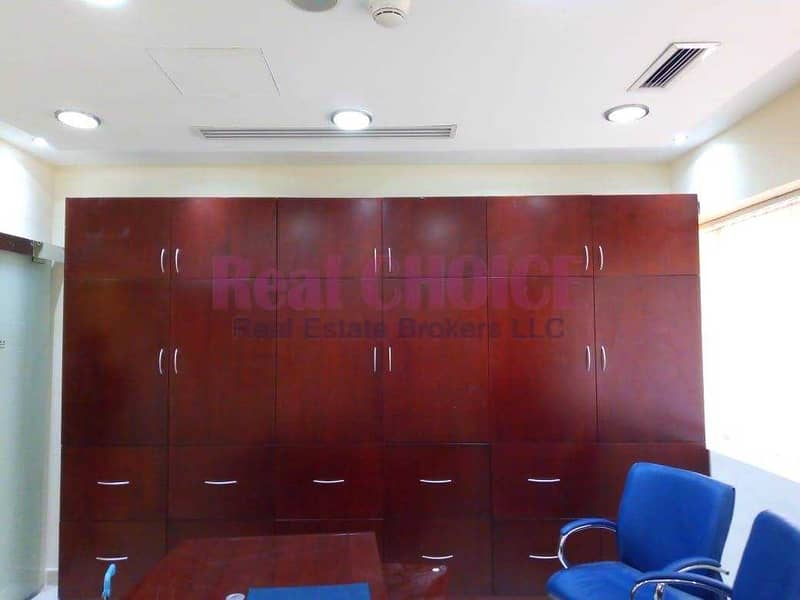 17 Furnished Office | High Floor | Detroit House