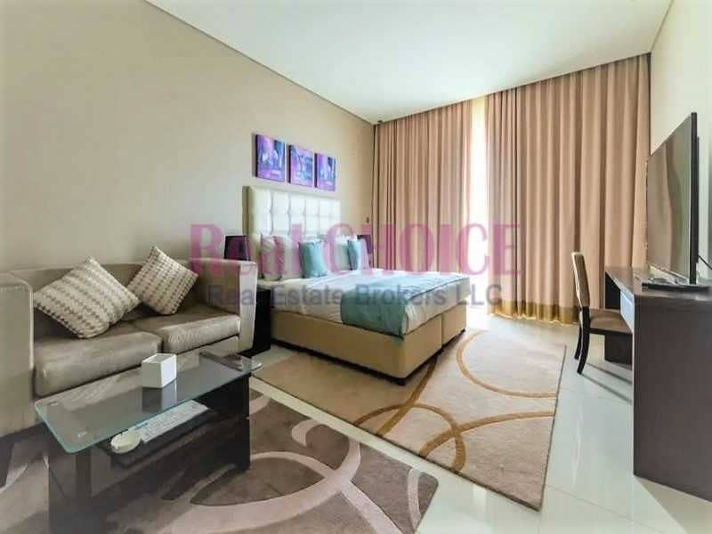 Great Investment | Fully Furnished | Studio