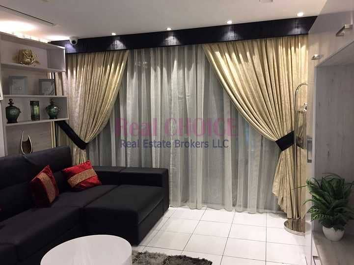 Low Floor | Fully Furnished 1 Bed | Miraclz