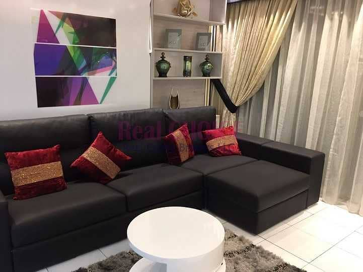 2 Low Floor | Fully Furnished 1 Bed | Miraclz