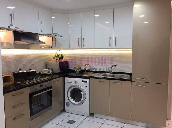 12 Low Floor | Fully Furnished 1 Bed | Miraclz