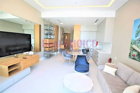 شقة فندقية 1 غرفة نوم للايجار في الخليج التجاري، دبي - Brand New   Luxury Duplex Home   All Included