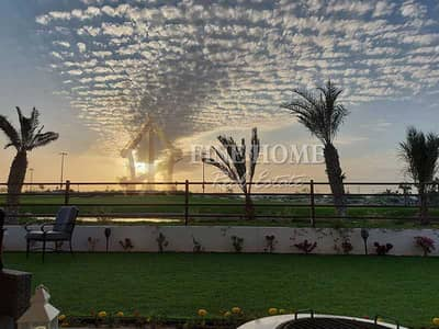 4 Bedroom Villa for Sale in Yas Island, Abu Dhabi - Fully furnished VIP Villa With Golf View