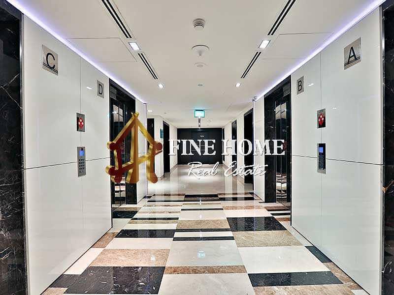 14 Luxurious & Spacious I 2 BR I High Floor