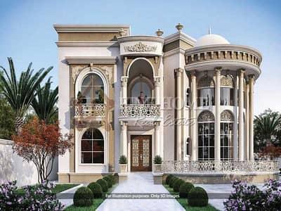 6 Bedroom Villa for Sale in Khalifa City A, Abu Dhabi - Villa | 6 Bedrooms | Gym | Pool | Jacuzzi