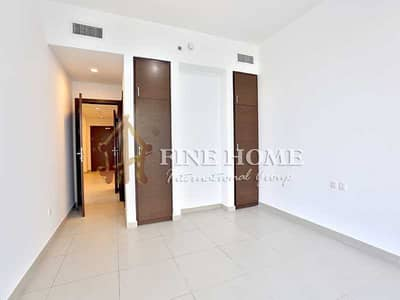 1 Bedroom Flat for Sale in Al Reem Island, Abu Dhabi - good invest    1MBR with Laundry Room