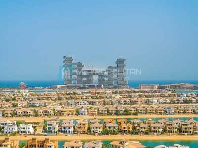 بنتهاوس 4 غرف نوم للبيع في نخلة جميرا، دبي - Magnificent house with Atlantis and Sea view