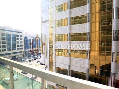 شقة 4 غرف نوم للايجار في الخالدية، أبوظبي - 360 Tour View | 4 BR with Maids Room + Balcony