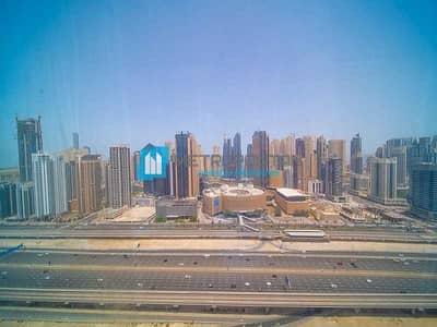 مکتب  للايجار في أبراج بحيرات الجميرا، دبي - Fully Fitted   Furnished Office   Spacious Lay out