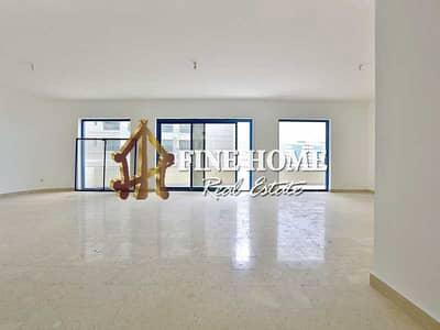 شقة 3 غرف نوم للايجار في الخالدية، أبوظبي - Luxurious 3BR Duplex with Maids Rm + Balcony
