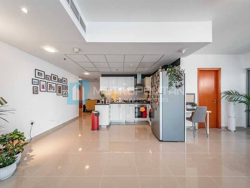 2 Spacious and Bright|Zabeel View| Exclusive Listing