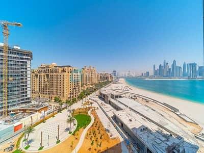 شقة 3 غرف نوم للبيع في نخلة جميرا، دبي - Stunning Sea and Marina view   Summery Unit