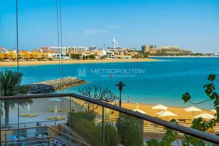 شقة 1 غرفة نوم للبيع في نخلة جميرا، دبي - Exceptional Value| Breathtaking View| Modern Unit