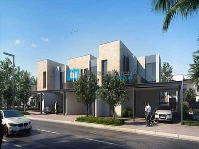 تاون هاوس 4 غرف نوم للبيع في المرابع العربية 3، دبي - Impressive Payment Plan I End Unit I Near Pool