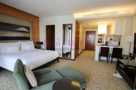 Hotel Apartment for Rent in Downtown Dubai, Dubai - Burj Khalifa and Fountain view/All Bills Inclusive