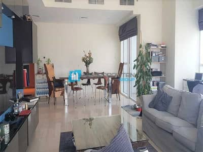 2 Bedroom Flat for Sale in Jumeirah Lake Towers (JLT), Dubai - Semi Furnished I Sheikh Zayed View I High floor
