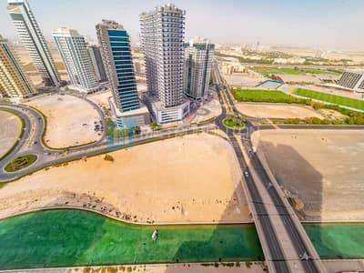 استوديو  للبيع في مدينة دبي الرياضية، دبي - Cozy Unit  Fully Furnished   Partial Canal  View
