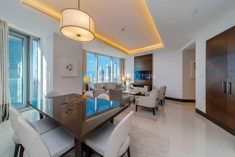 2 Mid to High Floor| Sea view | Open Plan Kitchen
