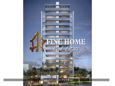 Building for Sale in Airport Street, Abu Dhabi - For Sale Commercial Building | 23 Floors