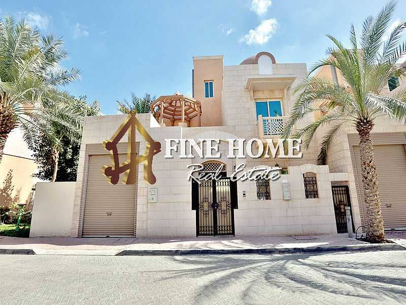 For Sale Villa | 5 Master rooms | Terrace| Maid's |
