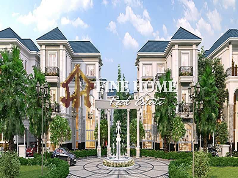 4 Villas Compound | 6 BR Each Villa | Annual income