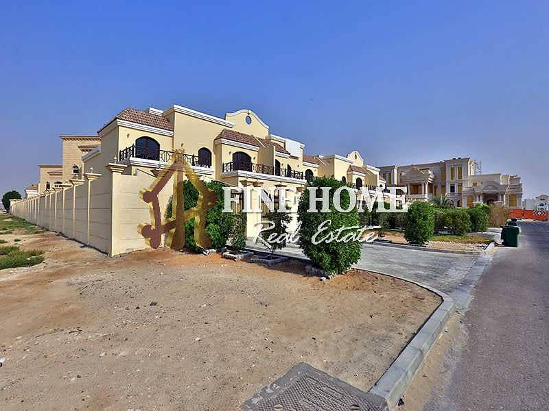 2 4 Villas Compound | 6 BR Each Villa | Annual income