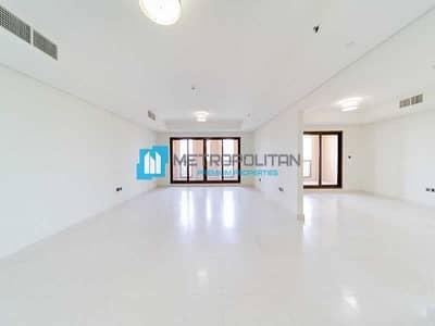 تاون هاوس 4 غرف نوم للبيع في نخلة جميرا، دبي - Fabulous Sea view|Pristine Condition| Private Pool