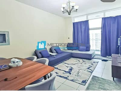 1 Bedroom Apartment for Sale in Dubai Studio City, Dubai - Fully Furnished Unit| Pristine Condition | Rented