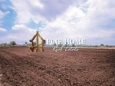 ارض سكنية  للبيع في مدينة محمد بن زايد، أبوظبي - Corner land With Big  Plot Area: 53