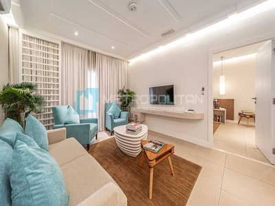 1 Bedroom Apartment for Sale in Palm Jumeirah, Dubai - Sea View  Fully Furnished  High Floor  Resale
