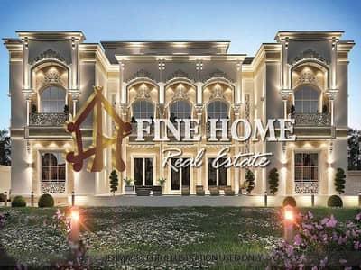 16 Bedroom Villa Compound for Sale in Hadbat Al Zaafran, Abu Dhabi - Compound 2 villas I 16 apartment I12 Studio