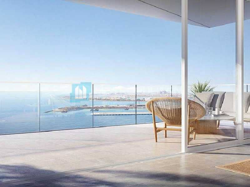 2 Panoramic Sea view| 3 BR w/ Maids|Perfectly Priced