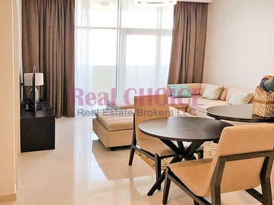 1 Bedroom Apartment for Sale in Jumeirah Village Circle (JVC), Dubai - Fully Furnished | High Floor | Vacant Unit