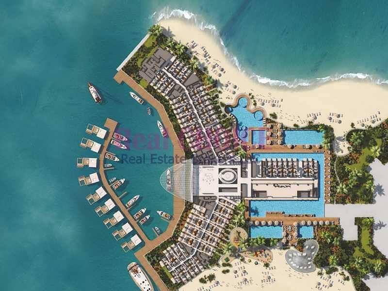 10 Spacious 1 BR Hotel Apartment Amazing Sea Views