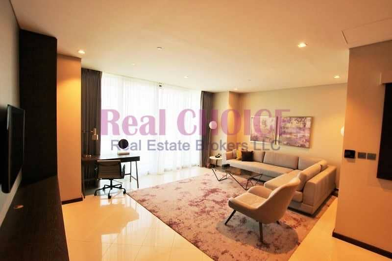 2 Deluxe 2BR| Serviced |All Bills Included| No Comm