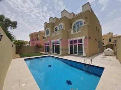 5 Bedroom Villa for Sale in The Villa, Dubai - Custom Villa 5BR|Landscape Garden & Private Pool