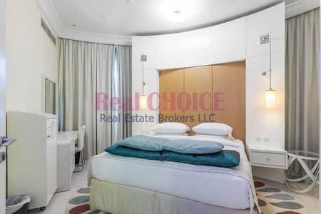 شقة فندقية 2 غرفة نوم للبيع في وسط مدينة دبي، دبي - Amazing View|2BR Furnished Apartment|High Floor