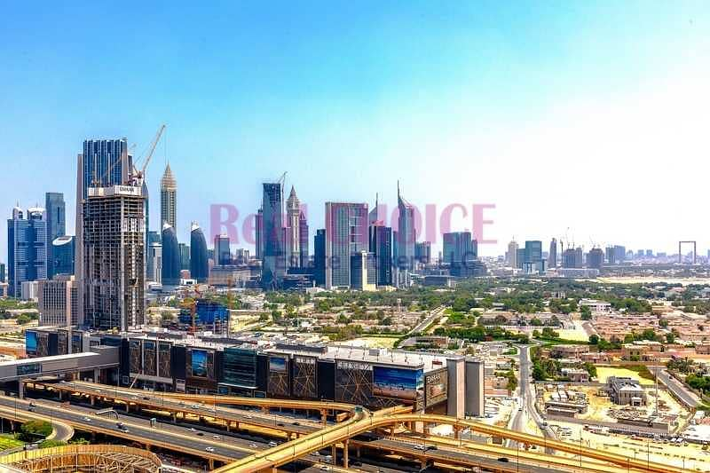 11 Amazing View|2BR Furnished Apartment|High Floor