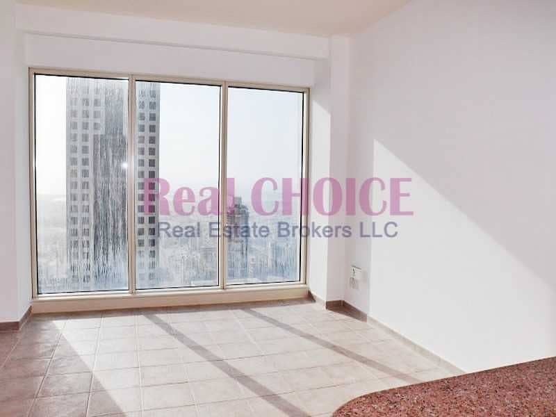 FREE Chiller and DEWA|1BR Apartment|Vacant