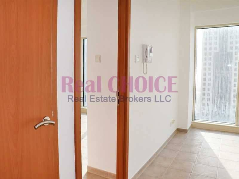 2 FREE Chiller and DEWA|1BR Apartment|Vacant