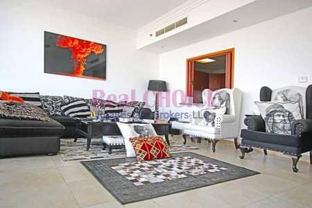 2 Bedroom Flat for Rent in Dubai Marina, Dubai - Fully Furnished 2BR Apartment|High Floor Unit