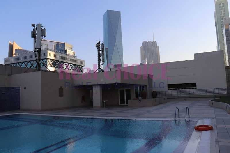 18 FREE Chiller and DEWA|1BR Apartment|Vacant